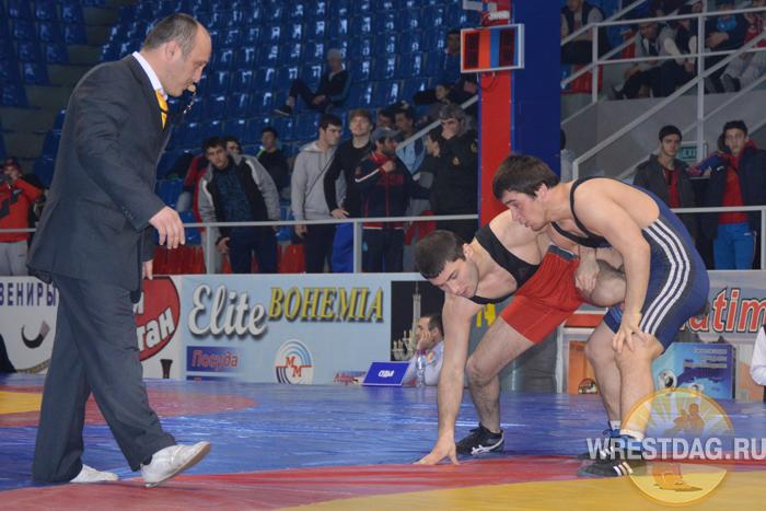 Первенство СКФО: три дагестанских финала