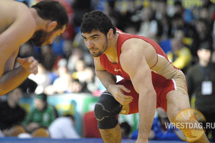 Абдусалам Гадисов выступит на студенческом чемпионате России
