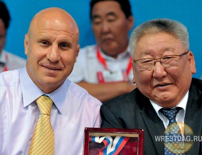 В этом году чемпионат России по вольной борьбе пройдет в Якутске