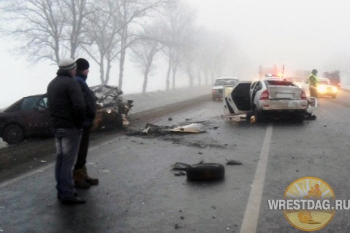 Возбуждено уголовное дело по факту аварии, в которой погиб Бесик Кудухов