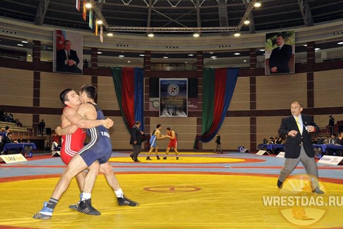 Девять медалей дагестанских юниоров на первенстве Азербайджана