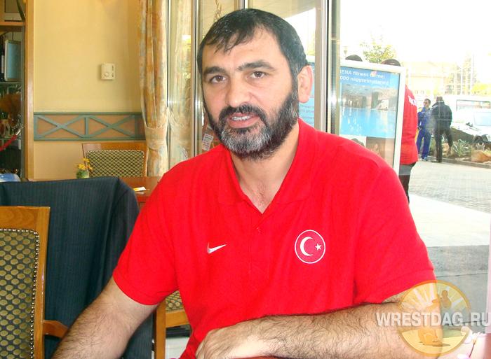 Адам Берекет-Барахоев: «В тяжелом весе Турцию устроит только золото»