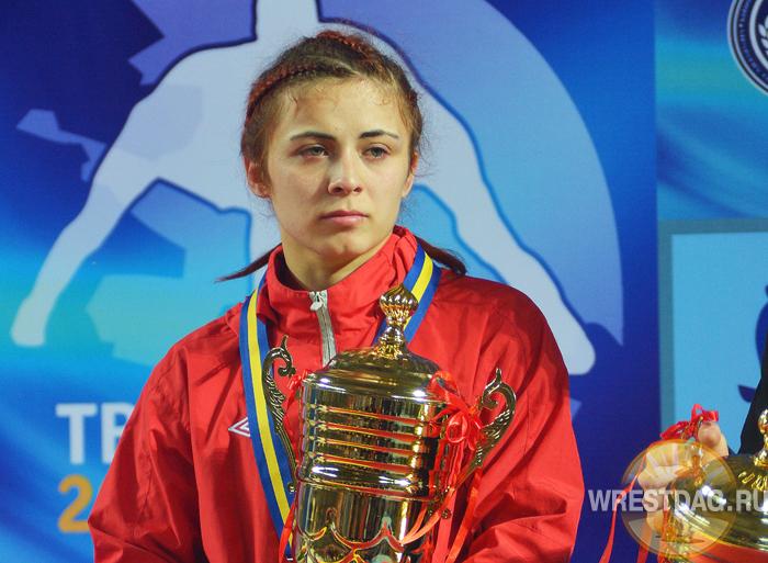 Патимат Багомедова – победительница первенства Европы