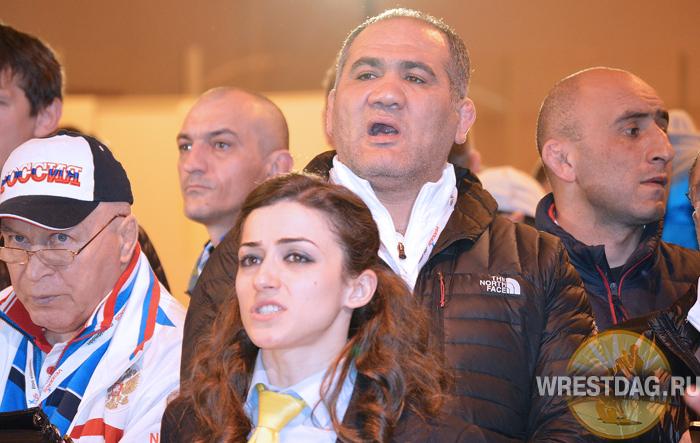Завтра в спор за медали вступят шестеро дагестанских борцов