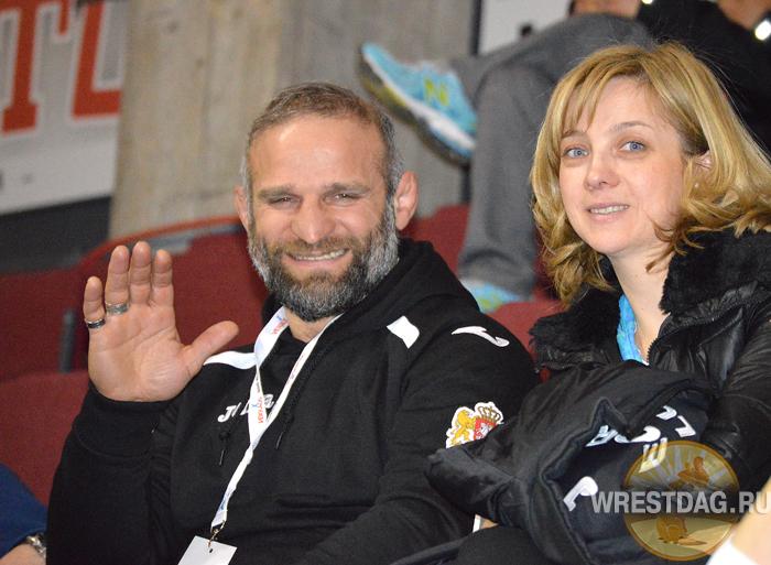 Лука Куртанидзе призвал на помощь немецких тренеров